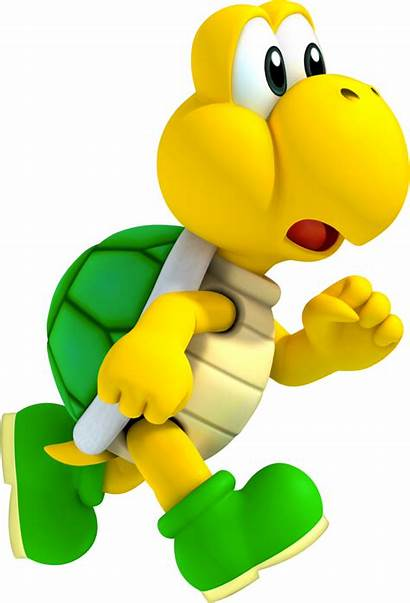 Mario Turtle Clipart Transparent Koopa Troopa Bros