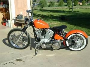 Buy 2009 Custom Built Bobber Harley Davidson 80 Cubic On