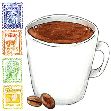 Coffee for the people, by the people. Market District Direct Trade Coffees