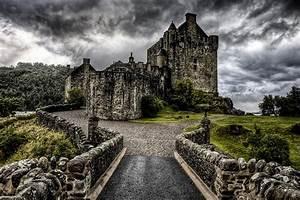 The Eilean Donan Castle