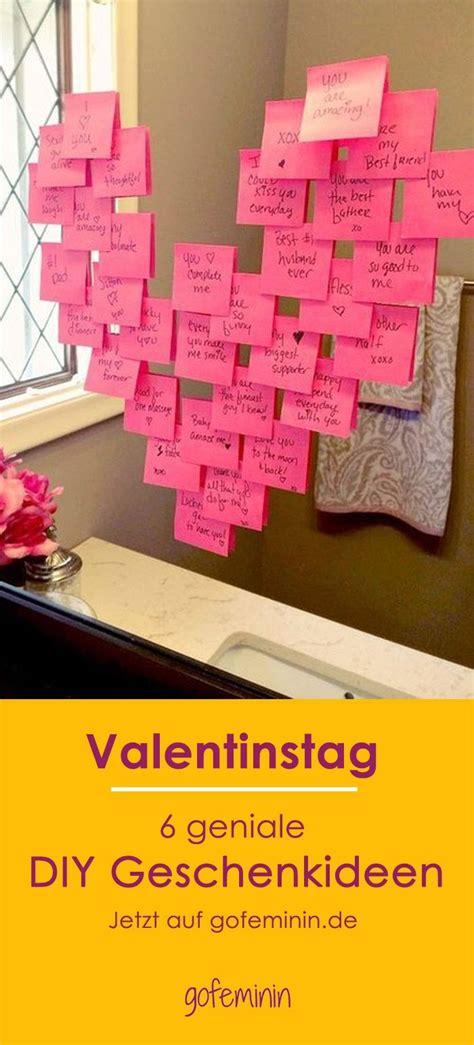 Valentinstag Geschenke Und Ideen Zum Valentinstag by Viel Cooler Als Gekauft 6 Geniale Diy Valentinstag