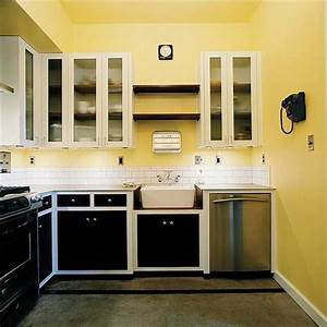 feng shui colors for interior design and decor yellow With kitchen colors with white cabinets with yellow metal wall art