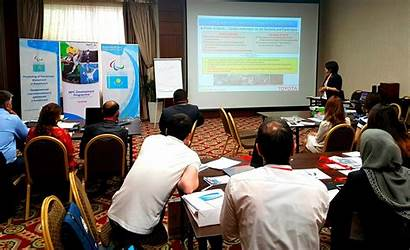 Workshop Training Asian Ocp Attend Nations Central