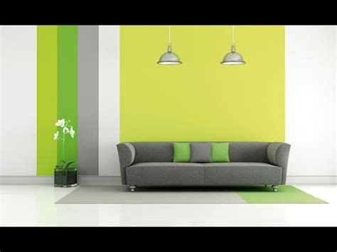 decoracion de salas de color verde youtube
