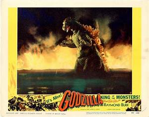 Godzilla 1956 set #2 / Issue #7 | Sold Details | Four ...
