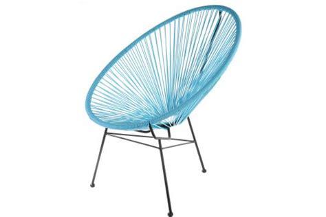 chaise acapulco pas cher fauteuil la chaise longue turquoise acapulco fauteuil design pas cher