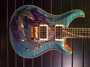 Prs 30th Anniversary Dragon