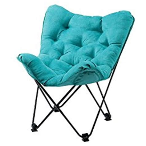 comfortable sphere butterfly chair from target in black