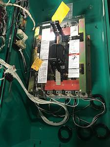 New 600 Amp Cummins Otpcc Automatic Transfer Switch 208v