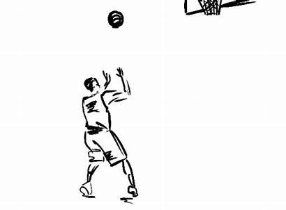 Basketball Nba Dunk Animated Gifs Artists Animation