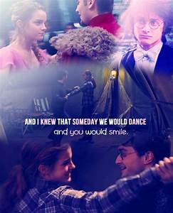 Harry Potter Love Triangle images Harry and Hermione ...