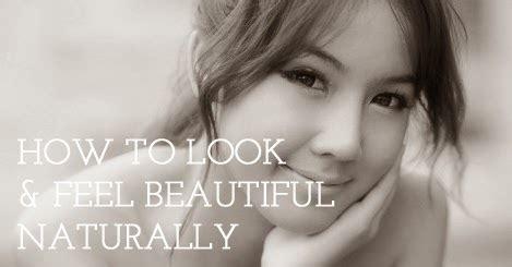 How To Look & Feel Beautiful Naturally  Ruma Organics