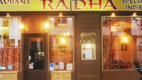 radha cuisine radha restaurant 32 avenue gabriel péri 94170 le