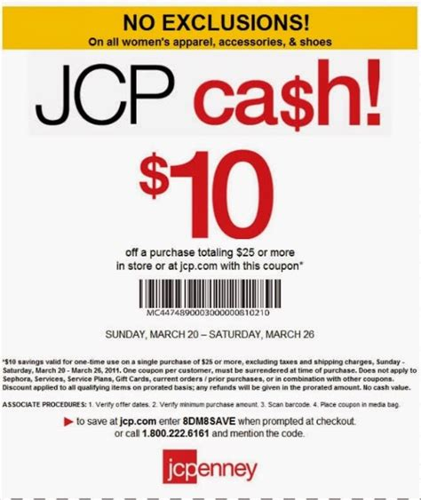 penney coupons  promo coupon codes updates