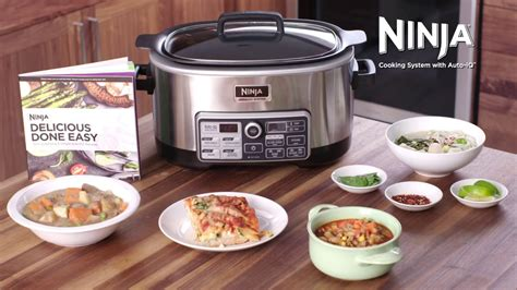 started   ninja cooking system  auto