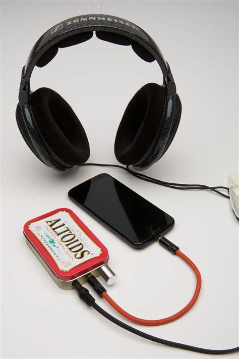 Cmoy Headphone Amplifier Choice Tin From Diyourfaceoff