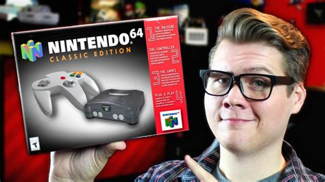 my n64 classic edition predictions list release date more nintendrew