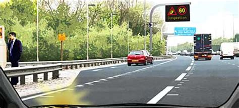 Managed Motorways - Active Traffic Management