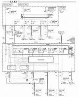 05 Honda Accord Power Window Wiring Diagram