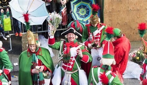 koelner karneval alles sie ueber die wildeste party