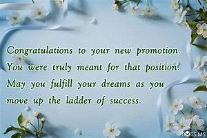 Congratulations Wishes for Promotion, Quotes, Messages ...
