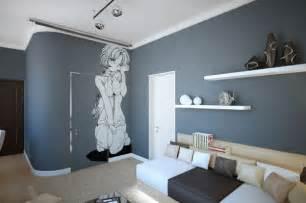 wandgestaltung wohnzimmer beispiele wandfarbe grau 120 atemberaubende bilder