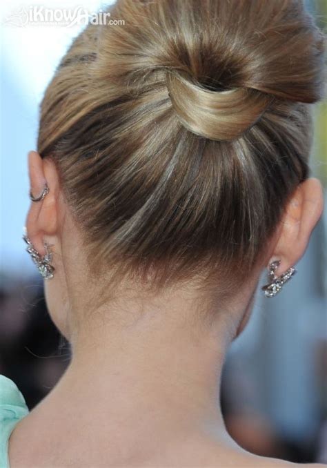 easy bun hairstyles easy bun hair    easy bun