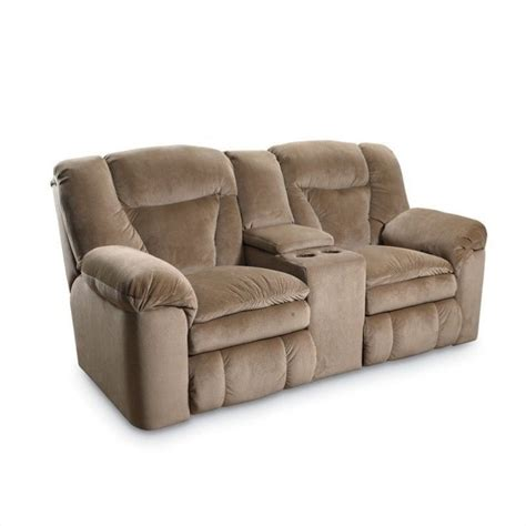 loveseat with two recliners furniture talon reclining loveseat storage in