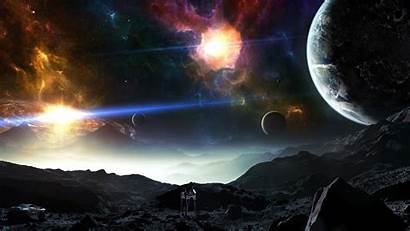 Space Planets Solar Wallpapers System
