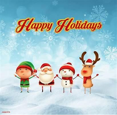 Holidays Happy Animation Holiday Christmas Fun Megaport