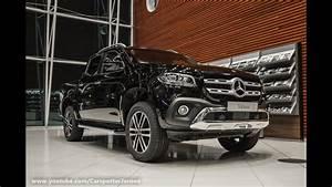 Mercedes X Klasse : 2018 mercedes x klasse walkaround interior shots youtube ~ Maxctalentgroup.com Avis de Voitures