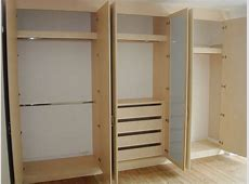 Fitted wardrobe interiors Custom World Bedrooms