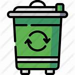 Recycle Bin Icon Icons Premium Lineal Tools