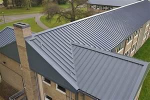 Tole Pour Toiture : tole toit pose toiture ardoise oeufenpoudre ~ Premium-room.com Idées de Décoration
