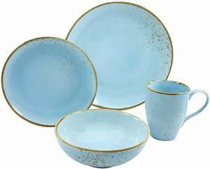 Geschirr Set Vintage : creatable servies aardewerk scandic 4 dlg online shoppen otto ~ Markanthonyermac.com Haus und Dekorationen
