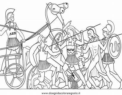 Iliade Disegno Colorare Misti Disegni Sull Condividi