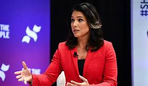 Tulsi Gabbard Sues Google for $50 Million, Alleging ...