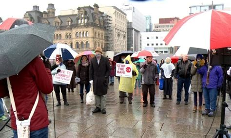 Protesters Rally Against Proposed Ban on Conversion ...