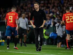 Luis Enrique Admits Spain Didn't Deal With England ...