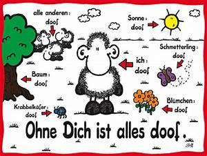 Ohne Dich Ist Alles Doof : ravensburger 15321 sheepworld ohne dich ist alles doof ~ Watch28wear.com Haus und Dekorationen
