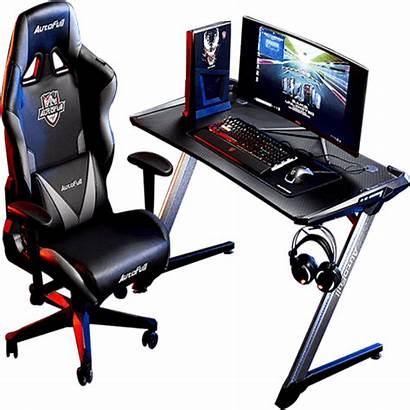 Gaming Setup Chair Desk Autofull Bzfuture Knight