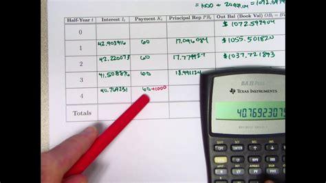 Actuarial Exam 2/FM Prep: Amortize a Bond Bought at a ...