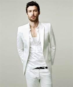 Tenue Blanche Homme : veste en lin d 39 ete homme veste en lin homme pour un look elegant et decontracte veste en lin homme ~ Melissatoandfro.com Idées de Décoration
