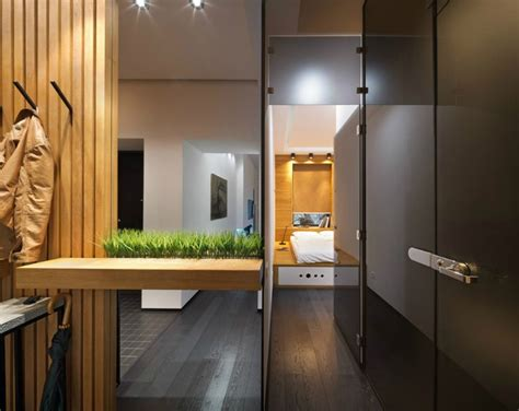 Small Spaces A 40 Square Meter 430 Square Apartment Visualization by 695 Best Hs Design Small Dwellings Images On