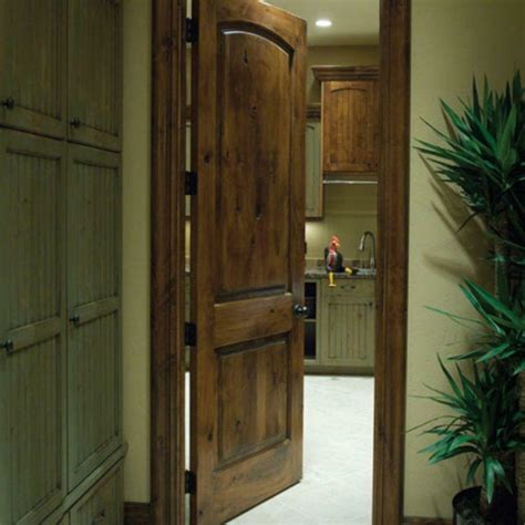 ft pre hung knotty alder interior doors ebay