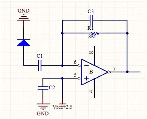 Need Suggestion Design Photodiode Preampilfier