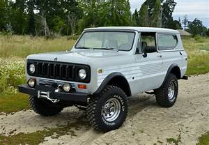 No Reserve  1979 International Harvester Scout Ii For Sale