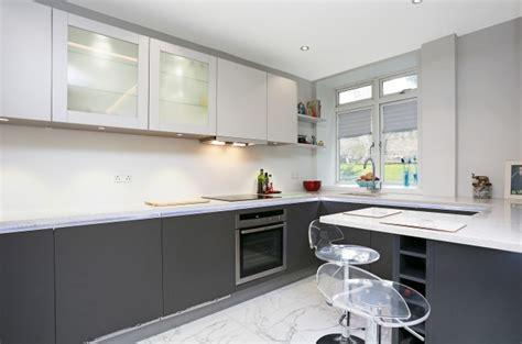 Island For Kitchen Ideas - grey kitchen ideas