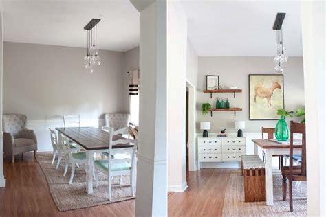 Modern Farmhouse Dining Room Makeover Reveal
