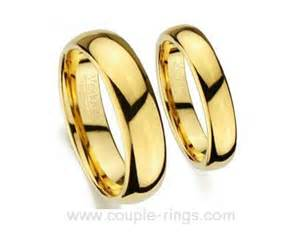 gold wedding band womens couples yellow gold tungsten carbide wedding bands for and rings